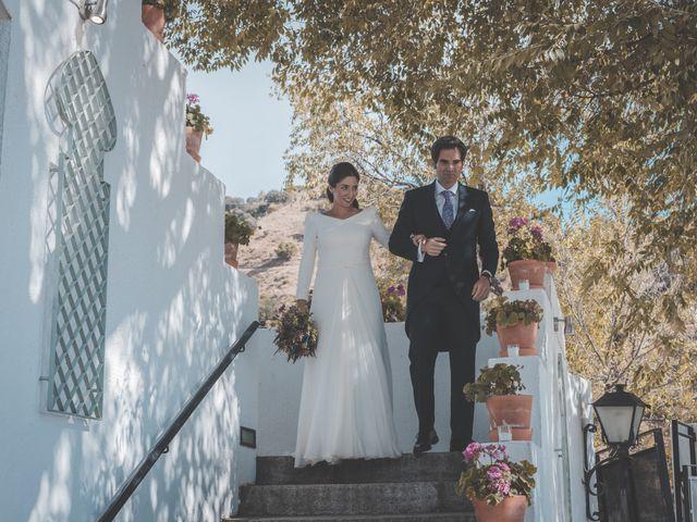 La boda de Javier y Laura en Granada, Granada 121