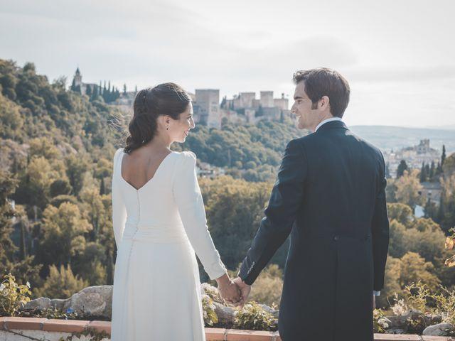La boda de Javier y Laura en Granada, Granada 124