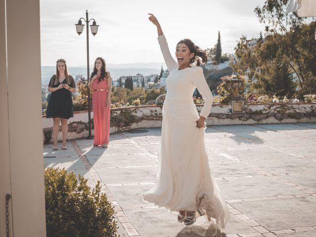 La boda de Javier y Laura en Granada, Granada 127