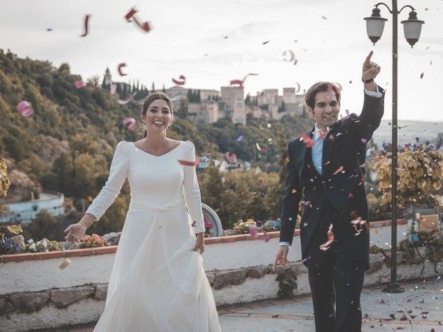 La boda de Javier y Laura en Granada, Granada 128