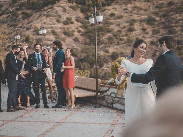 La boda de Javier y Laura en Granada, Granada 129