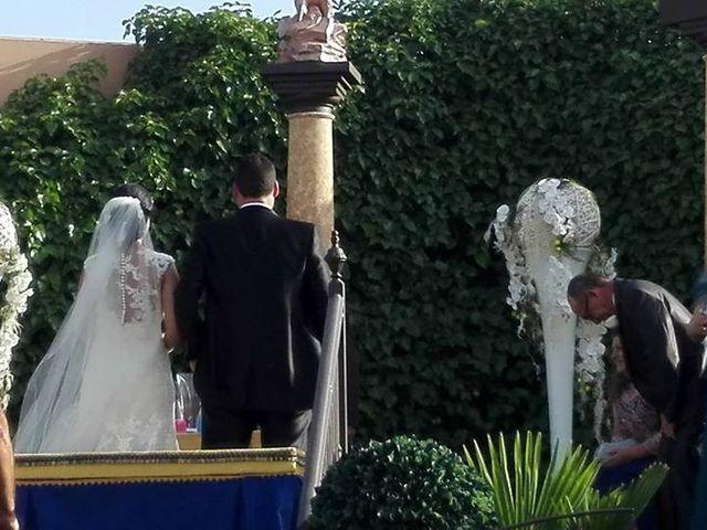 La boda de Bernabe y Pily en Jumilla, Murcia 2