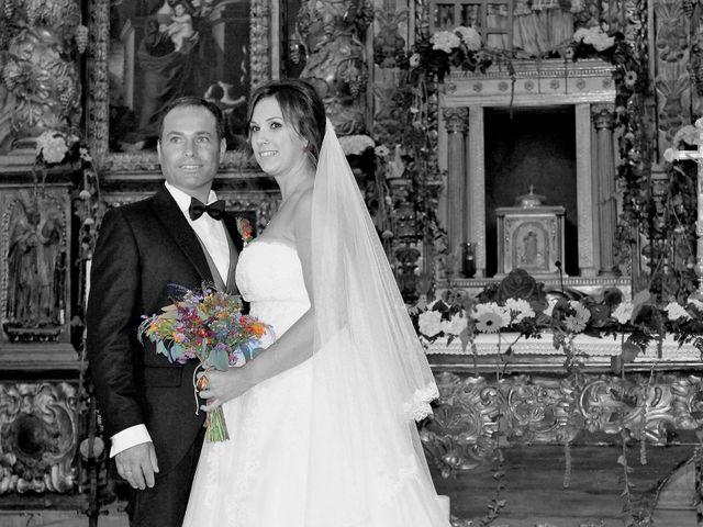 La boda de Raúl y Noelia en Pedrola, Zaragoza 1