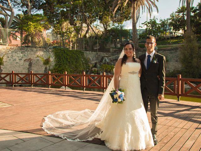 La boda de Héctor y Selene en Las Palmas De Gran Canaria, Las Palmas 2