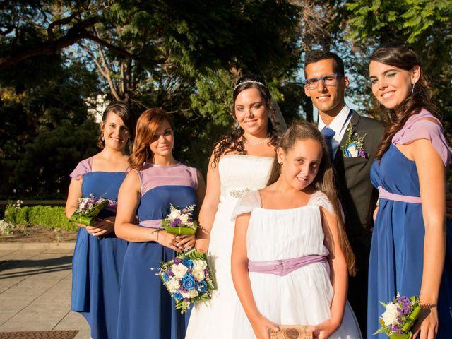 La boda de Héctor y Selene en Las Palmas De Gran Canaria, Las Palmas 4