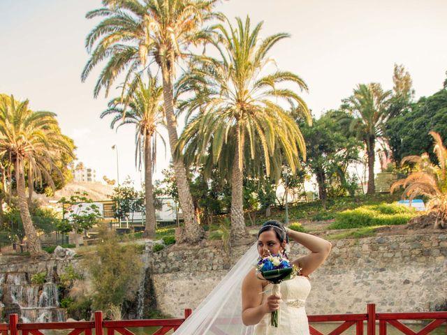 La boda de Héctor y Selene en Las Palmas De Gran Canaria, Las Palmas 6