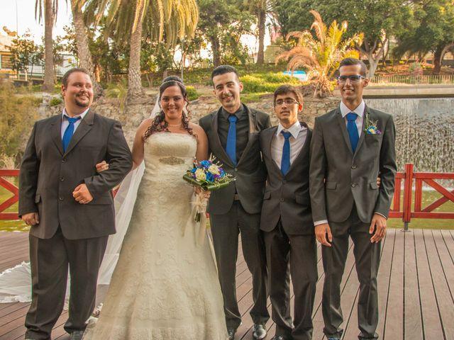 La boda de Héctor y Selene en Las Palmas De Gran Canaria, Las Palmas 7