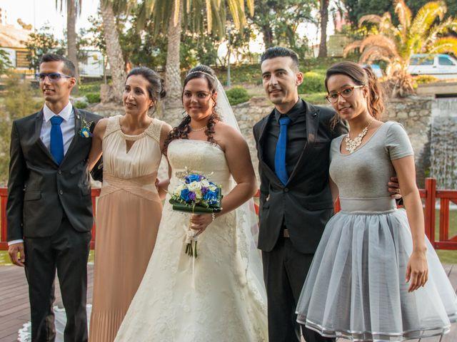 La boda de Héctor y Selene en Las Palmas De Gran Canaria, Las Palmas 9