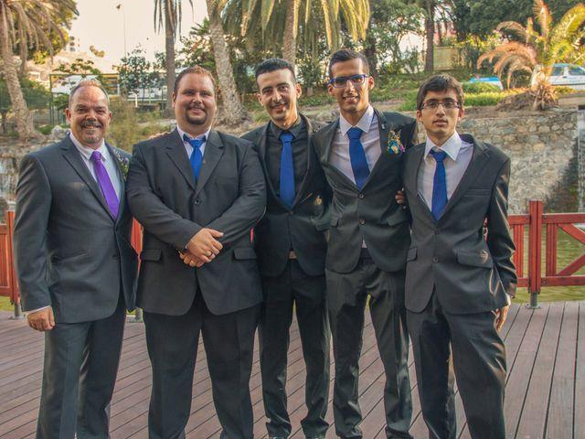 La boda de Héctor y Selene en Las Palmas De Gran Canaria, Las Palmas 10