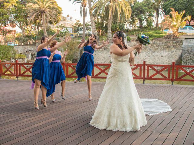 La boda de Héctor y Selene en Las Palmas De Gran Canaria, Las Palmas 12