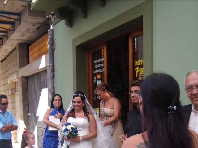La boda de Héctor y Selene en Las Palmas De Gran Canaria, Las Palmas 17