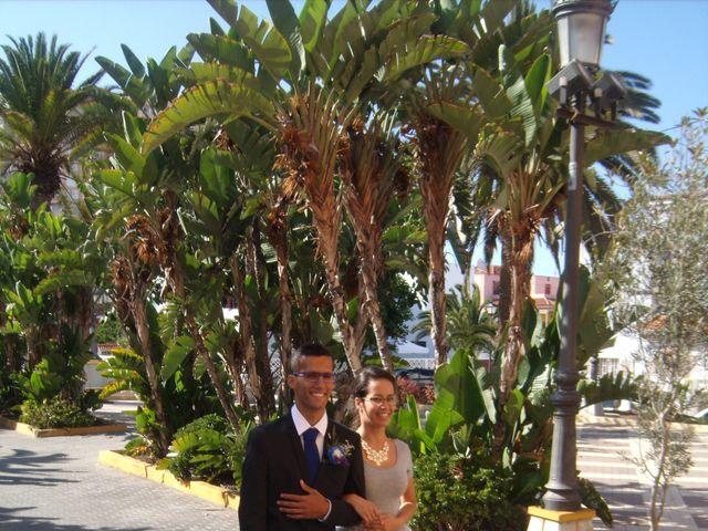 La boda de Héctor y Selene en Las Palmas De Gran Canaria, Las Palmas 19