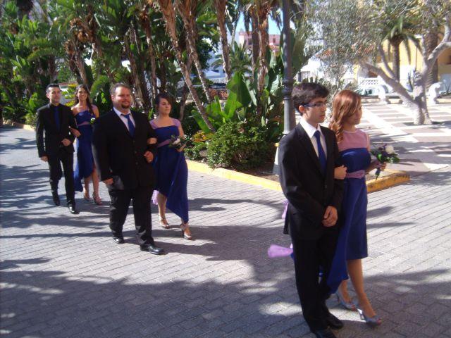 La boda de Héctor y Selene en Las Palmas De Gran Canaria, Las Palmas 20