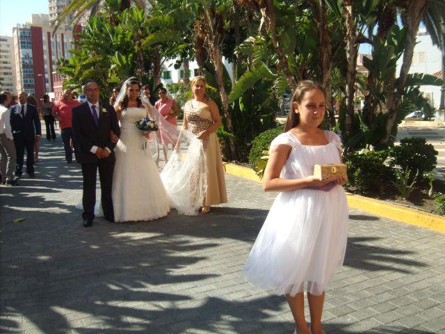 La boda de Héctor y Selene en Las Palmas De Gran Canaria, Las Palmas 21