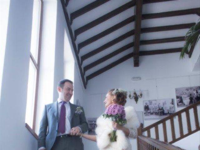 La boda de Patricia y Christopher en El Espinar, Segovia 3