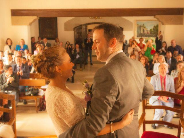 La boda de Patricia y Christopher en El Espinar, Segovia 1