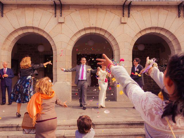 La boda de Patricia y Christopher en El Espinar, Segovia 2