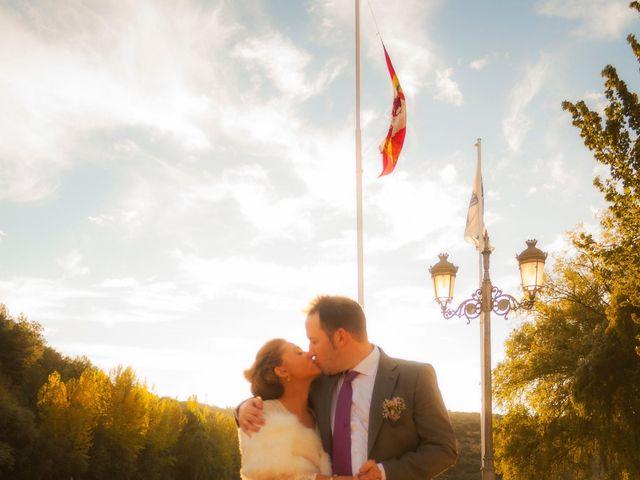 La boda de Patricia y Christopher en El Espinar, Segovia 8