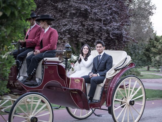 La boda de Sergio y Milena en Alcalá De Henares, Madrid 17