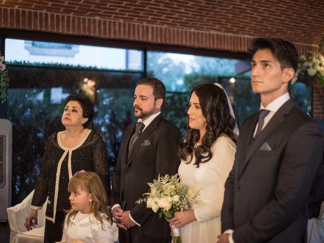 La boda de Sergio y Milena en Alcalá De Henares, Madrid 19