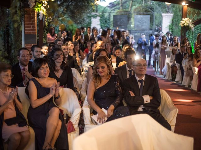 La boda de Sergio y Milena en Alcalá De Henares, Madrid 22