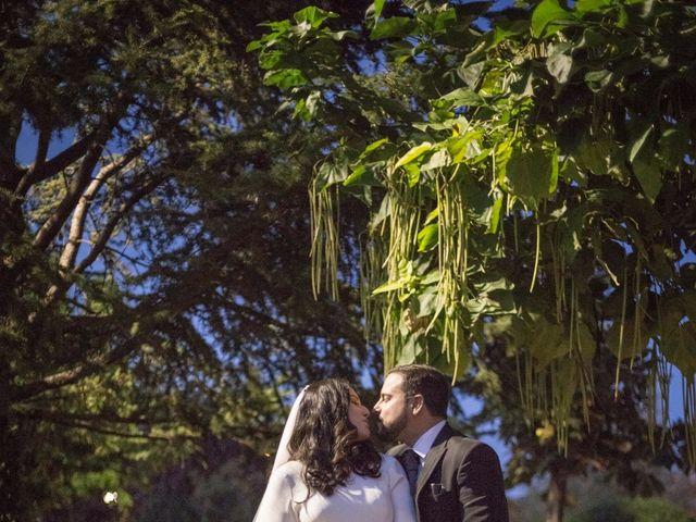La boda de Sergio y Milena en Alcalá De Henares, Madrid 2