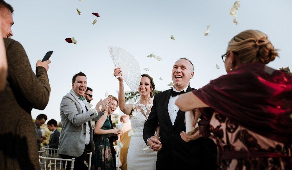 La boda de Bartek y Carmen en Mijas Costa, Málaga