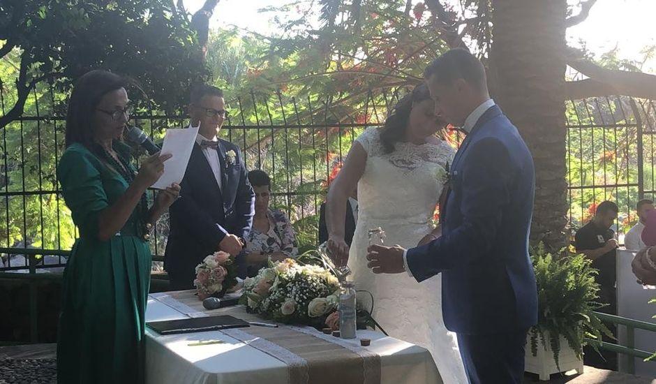La boda de Emilio y Vanessa en Agaete, Las Palmas