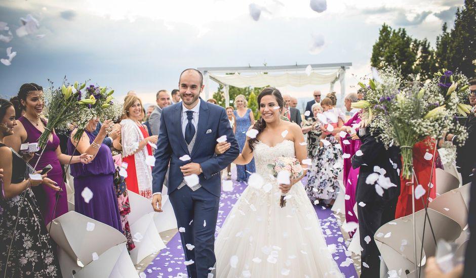 La boda de Alba y Borja en Algete, Madrid
