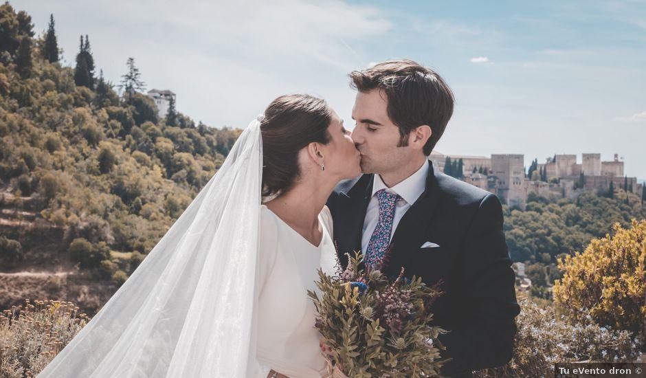 La boda de Javier y Laura en Granada, Granada