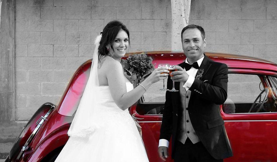 La boda de Raúl y Noelia en Pedrola, Zaragoza