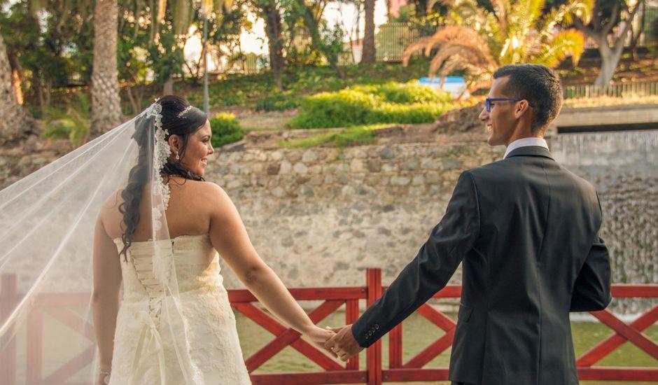 La boda de Héctor y Selene en Las Palmas De Gran Canaria, Las Palmas