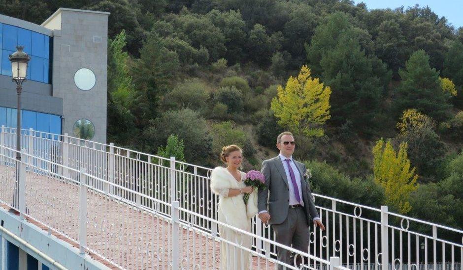 La boda de Patricia y Christopher en El Espinar, Segovia