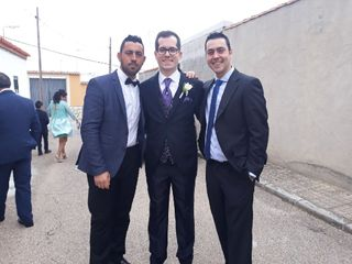 La boda de Ricardo  y Nuria  1