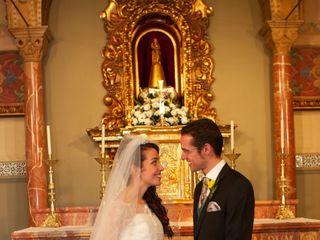 La boda de Adriana Camin y Juan Gil 1