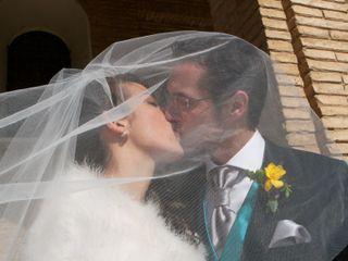 La boda de Adriana Camin y Juan Gil