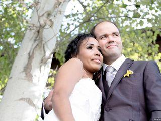 La boda de Delia y Manuel