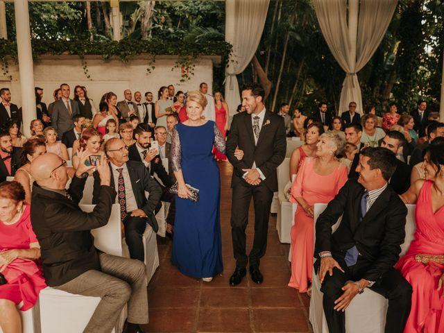 La boda de Javi y Mavi en Málaga, Málaga 7