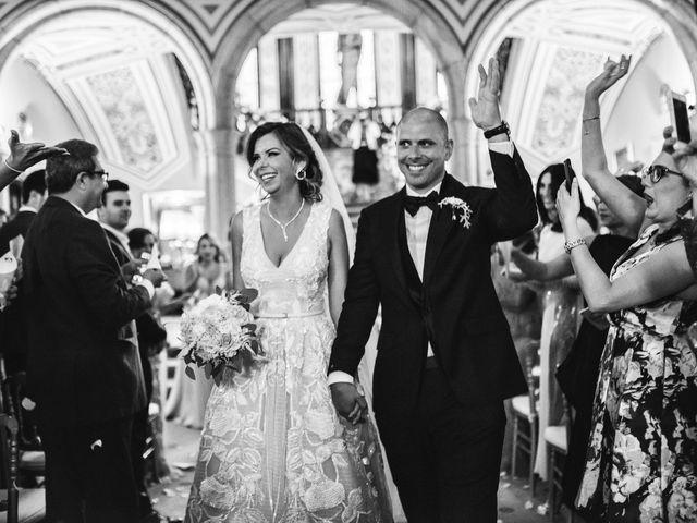 La boda de Nataly y Marwan