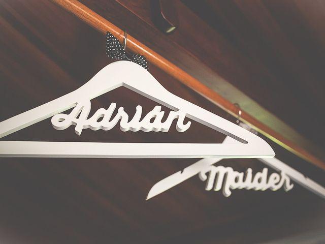 La boda de Adrián y Maider en Madrid, Madrid 23