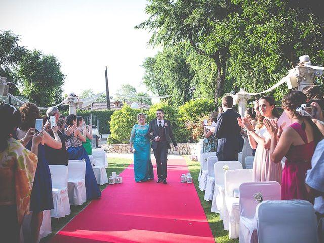 La boda de Adrián y Maider en Madrid, Madrid 30