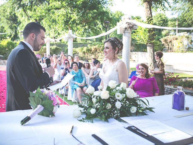 La boda de Adrián y Maider en Madrid, Madrid 35