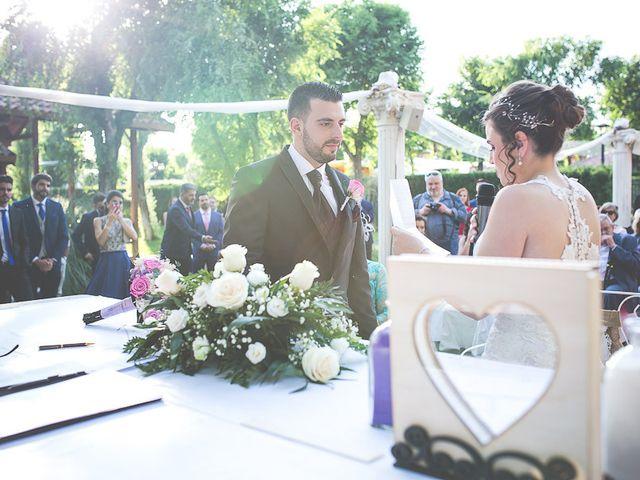 La boda de Adrián y Maider en Madrid, Madrid 37