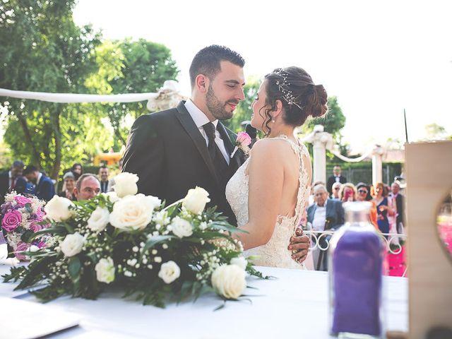 La boda de Adrián y Maider en Madrid, Madrid 38