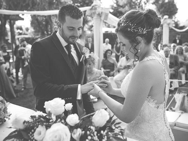 La boda de Adrián y Maider en Madrid, Madrid 40