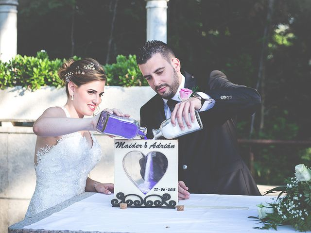 La boda de Adrián y Maider en Madrid, Madrid 41