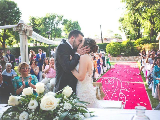 La boda de Adrián y Maider en Madrid, Madrid 42