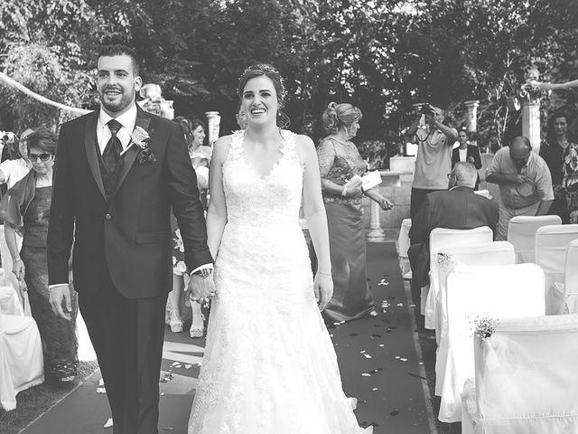 La boda de Adrián y Maider en Madrid, Madrid 43