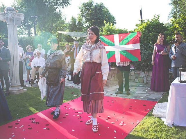La boda de Adrián y Maider en Madrid, Madrid 44