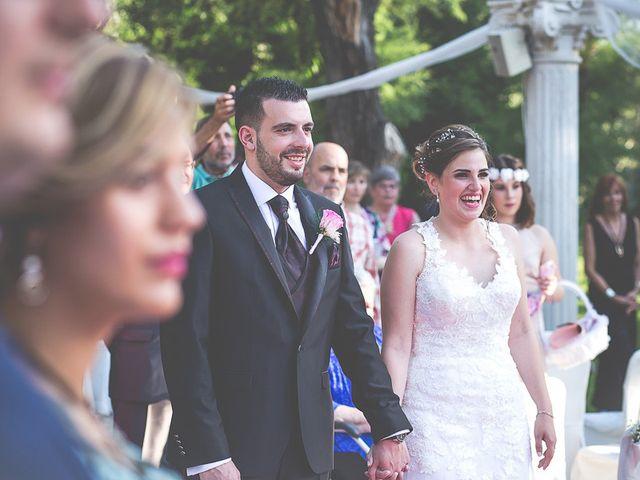 La boda de Adrián y Maider en Madrid, Madrid 45